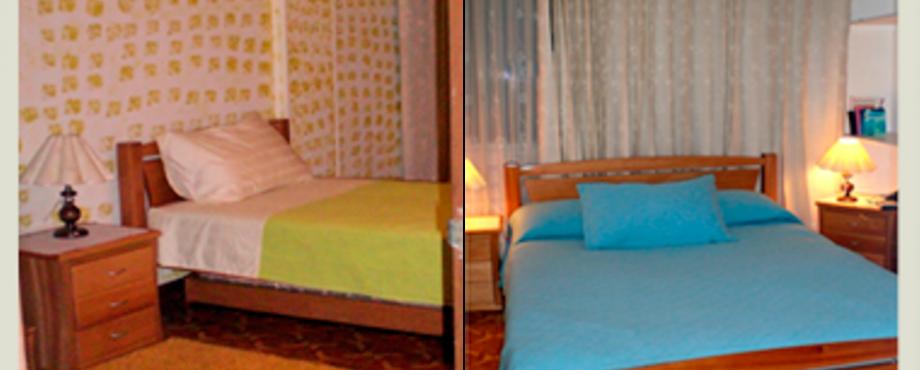Habitación. Fuente: Alquiler Temporal Bogota Pagina Web Oficial