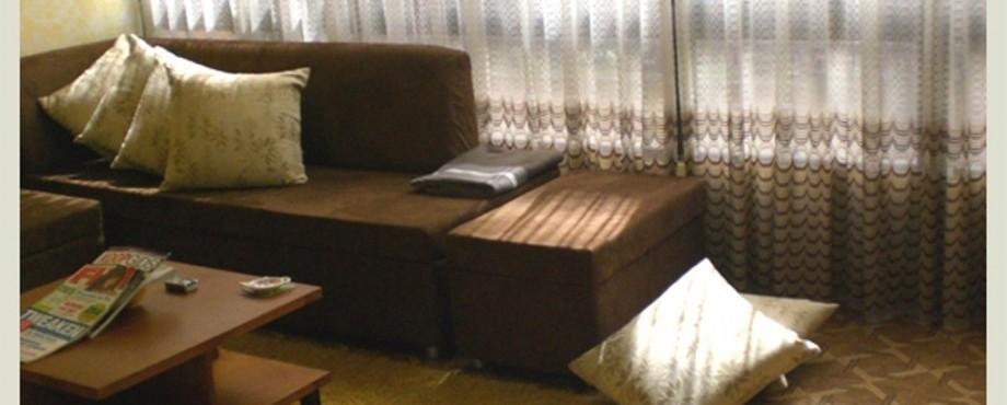 Sala. Fuente: Alquiler Temporal Bogota Pagina Web Oficial